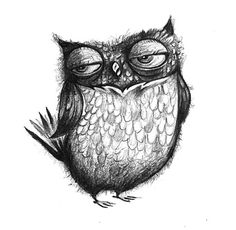 owl by timothy banks