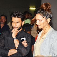 A few days back, at Manish Malhotra's show at ICW Deepika Padukone slammed the reports of her impending marriage to beau Ranveer Singh, clearin. Bollywood Stars, Bollywood Images, Bollywood Couples, Vintage Bollywood, Bollywood Fashion, Bollywood Actress, Bollywood Box, Movies Bollywood, Deepika Ranveer