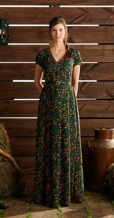 Só na Antix Store você encontra Vestido Longo Meu Pé de Laranja com exclusividade na internet