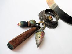 The Inward Journey. Claire Maunsell polymer clay pod $115.00, via Etsy.