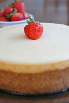 Cook Au Vin: New York Cheesecake