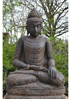 Boeddha Beeld Antiqua 90 cm