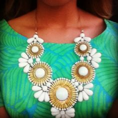 Statement Necklace from Francescas