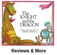 The knight and the dragon / story and pictures by Tomie de Paola.