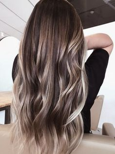 Blonde Hair With Highlights, Brown Balayage, Brown Hair With Highlights, Balayage Hair, Mousey Brown, Wedding Hair Inspiration, Hair Colours, Hair Dos, Wedding Hairstyles