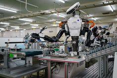 factory robots - Google Search