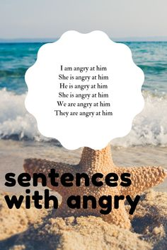 Learn new words today with adjective ANGRY English Grammar Online, I Am Angry, New Words, Sentences, Learning, Movie Posters, Movies, Frases, Films