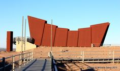 Miner's Memorial - Broken Hill Outback NSW