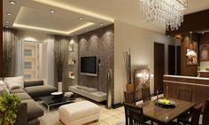 Ideas for Degla palms houses designs Hall Design, Tv Unit, Living Area, House Design, Interior, Furniture, Palms, Gd, Paradise