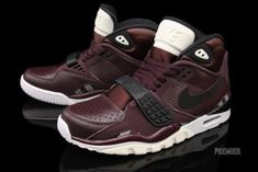Nike Air Trainer SC II Burgundy
