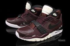 Nike Air Trainer SC II Burgundy