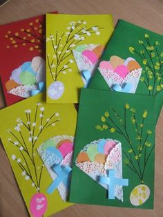50 awesome spring crafts for kids ideas 35 – Artofit Kids Crafts, Hobbies And Crafts, Preschool Crafts, Diy And Crafts, Paper Crafts, Valentine Crafts For Kids, Mothers Day Crafts, Diy Y Manualidades, Easter Projects