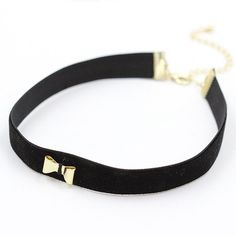 Fashion jewelry accessories punk vintage gold plated ribbon cross moon star choker necklace