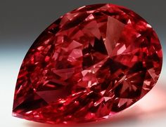 The Argyle Prima fancy red diamond