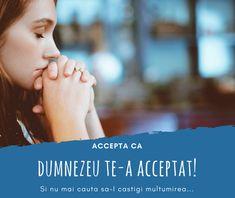 Accepta ca Dumnezeu te-a acceptat! Engagement Rings, Enagement Rings, Wedding Rings, Diamond Engagement Rings, Engagement Ring