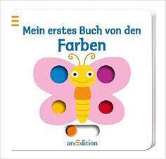 Mein erstes Buch von den Farben: Amazon.de: Nathalie Choux: Bücher