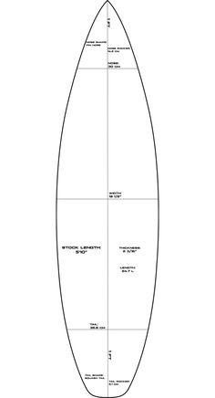 Keyo k log template shaka pinterest surfboards logs and disruptsurfboardtemplate pronofoot35fo Images