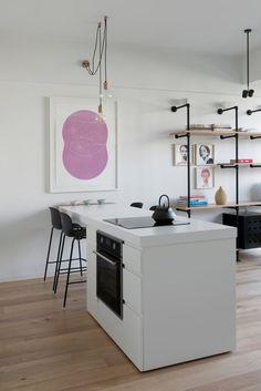 Dit appartement in Tel Aviv laat zien hoe je veel daglicht in huis brengt - Roomed