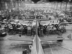 Old Boeing Plant has Some Secrets from World War Two - https://www.warhistoryonline.com/war-articles/old-boeing-plant-secrets-world-war-two.html
