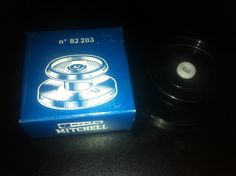 ONE NEW IN BOX, NOS. GARCIA MITCHELL SPARE SPOOL FOR REELS 320-321, PART# 82283 Fishing Reels, Convenience Store, Packing, Box, Convinience Store, Bag Packaging, Boxes
