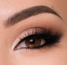 10 Natural Wedding Makeup Looks - bryllup # ., 10 Natural Wedding Makeup Looks - bryllup Smokey Eye Makeup Tutorial, Eye Makeup Tips, Makeup Geek, Makeup Inspo, Makeup Inspiration, Makeup Ideas, Makeup Products, Denitslava Makeup, Makeup Tutorials