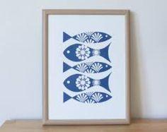 Image result for scandinavian fish designs