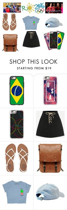 """""""Rio Olympics 2016"""" by birdy3000 ❤ liked on Polyvore featuring Casetify, Billabong, Ally Capellino and rio"""