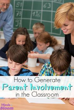 One of the biggest questions teachers have is in reference to generating parent involvement in their classrooms. This can often feel like an impossible task for teachers to bridge that gap between school and home and to have a strong parent-student-teache