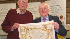 Rare maps charting Norfolk's history over 300 years have been donated to the county's archive for the public to see.