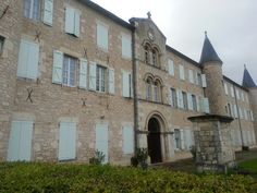 Monestary in Vaylot, France.  Camino 2013  Le Puy route
