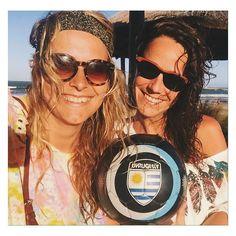 Pure LOVE!!! I will miss you Uruguay!!! #love #uruguai #uruguay #southamerica #bestfriend #friends #puntadeldiablo #beachlife #summer #lifesabeach #beach #sea #ocean #sand #flipflops #lovinglife #grateful #blessed #tranquilo #disfrutar #divertir #muybien #quelindo #travel #wanderlust #instatravel #travelgram #traveling #bestie #soulsurfers with @marieketerpstra and photo by @soulsurfers_fem