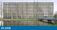 La revitalización de un viejo edificio de 500 viviendas gana el premio Mies van der Rohe 2017 NL architects y XVW architectuur modernizaron la estructura construida en los sesenta en Ámsterdam. El galardón es el más prestigioso de arquitectura europea