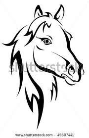 year of the horse tattoo designs - Google Search