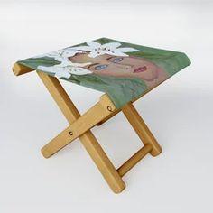 Lily Folding Stool Outdoor Floor Cushions, Folding Stool, Design 24, Acrylic Box, Table Cards, Automotive Design, Iphone Skins, Kids Cards, Custom Cars