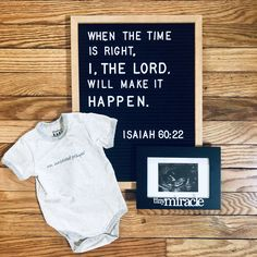 Rainbow Baby Announcement, Baby Announcement To Husband, Cute Baby Announcements, Baby Announcement Pictures, Pregnancy Announcement Photography, Creative Pregnancy Announcement, Baby Momma, Baby Baby, Miracle Baby