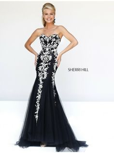 Sherri Hill Prom Dresses 2014 | sherri hill 1925 prom dress 2014 be the first to review this product $ ...