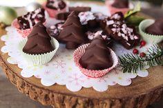 Hemp Heart Peppermint Chocolate Fudge {Grain-free & Vegan}