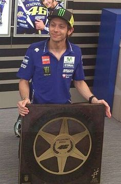 Thousands sign petition to strip MotoGP legend Valentino Rossi of his Jerez Walk of Fame star