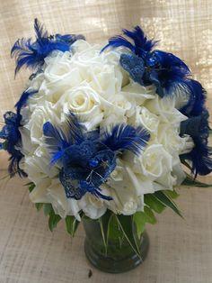 star bride bouquet2 by my quaint life, via Flickr