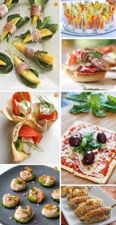 tapas finger food ideas | lekkere hapjes voor een feestje