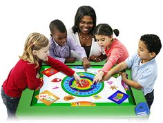 Socializing can help with problem solving skills in relationships with peers and adults. WePlaySmart by Hatch is a multi-touch table with 32 touchpoints, allowing 4 children to play simultaneously. The games are specifically designed to encourage collaborative and individual play. By working together, children learn to solve problems, take turns, follow instructions and be team players.