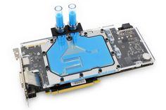 New EK Full-Cover water blocks for multiple PALIT® and Gainward® graphics cards