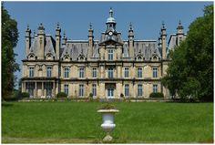 Château de Franconville ~ Val-d'Oise ~ Ile-de-France ~ France