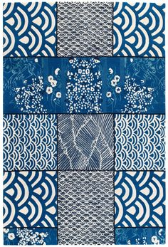 tapis bleu   Accueil > Marques > Toulemonde Bochart > Tapis Osaka bleu