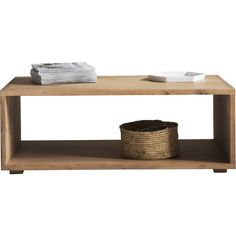 Kiefer Coffee Table (¥107,455) ❤ liked on Polyvore featuring home, furniture, tables, accent tables, fillers, interior, coffee tables and nordic furniture