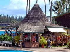 The Gazebo Restaurant at Napili Shores in Maui