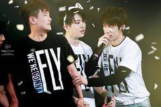160430 GOT7 1st CONCERT IN SEOUL #GOT7 #갓세븐 #영재 #최영재 #YOUNGJAE #FLY_IN_SEOUL @GOTYJ_Ars_Vita 멍뭉멍뭉퉤뭉이 또 보고싶다T_T