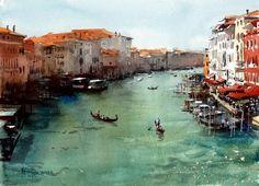 Keith Hornblower, Venice