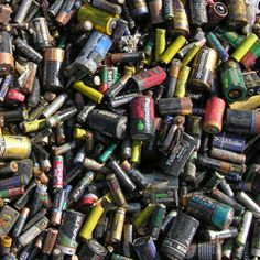 How should I dispose of all my old batteries? | MNN - Mother Nature Network