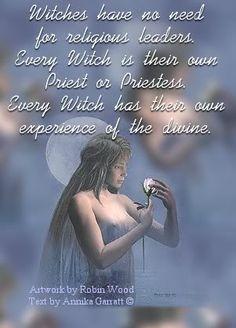 Wiccan poem